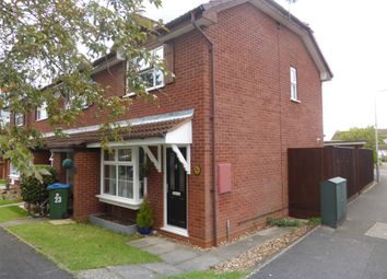 Thumbnail 2 bed end terrace house for sale in Edward Walk, Aylesbury