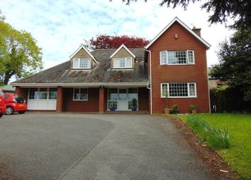 Thumbnail 5 bed detached house for sale in Vicarage Lane, Kidwelly, Carmarthenshire.