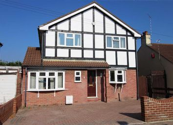 Thumbnail 4 bed detached house for sale in Flemming Crescent, Leigh-On-Sea