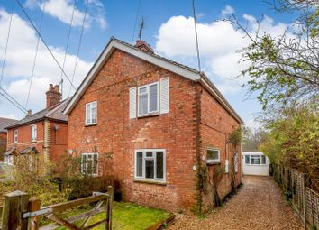 Thumbnail 3 bed semi-detached house for sale in Cramhurst Lane, Witley, Godalming