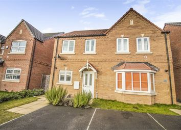 Thumbnail 2 bed semi-detached house for sale in Wharf Road, Kilnhurst, Mexborough, South Yorkshire
