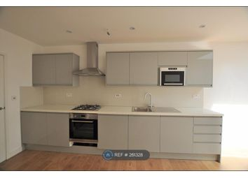 Thumbnail 1 bed flat to rent in Audley Road, London