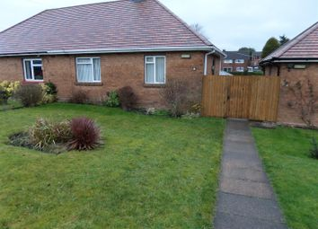 Thumbnail 2 bed bungalow to rent in Park Road, Chase Terrace, Burntwood