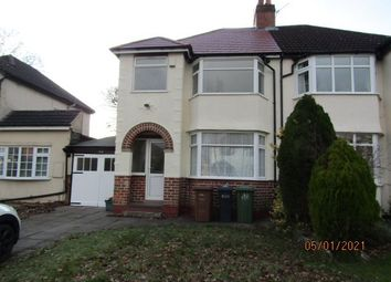 3 bed semi-detached house to rent in Radbourne Road, Shirley, Solihull B90