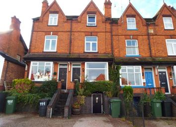 Thumbnail 3 bed terraced house for sale in Bromsgrove Road, Redditch, Worcestershire