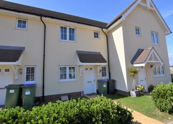 Thumbnail 2 bed terraced house to rent in Keymer Avenue, Peacehaven