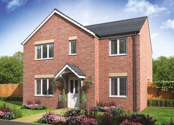 "Thumbnail 5 bed detached house for sale in ""The Corfe"" at Mortimers Lane, Fair Oak, Eastleigh"