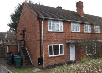 Thumbnail 2 bed maisonette to rent in Kenilworth Road, Edgware