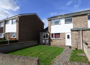 Thumbnail 3 bed semi-detached house for sale in Poplar Close, Gloucester
