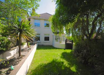 Thumbnail 3 bed detached house for sale in Queens Road, Alexandra Park, Poole