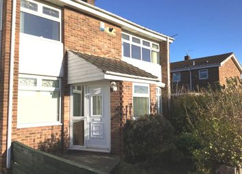 Thumbnail 3 bed end terrace house for sale in Eriskay Walk, Hartlepool