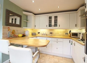 Thumbnail 3 bed end terrace house for sale in Smeeth Village, Kent
