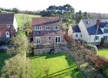 Thumbnail 5 bed detached house for sale in Cotton Lane, Staffordshire