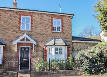 Thumbnail 3 bed end terrace house for sale in High Street, Claygate, Esher