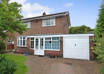 Thumbnail 3 bed detached house for sale in Ash Grove, Rode Heath, Stoke-On-Trent