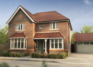 """Thumbnail 5 bed detached house for sale in """"The Raleigh"""" at London Road, Holmes Chapel"""