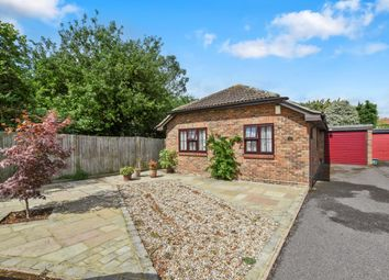 Thumbnail 3 bed detached bungalow for sale in Carlton Close, Chessington