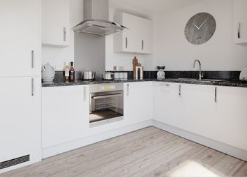 Thumbnail 1 bed flat for sale in Scribers Dr, Upton, Northampton 4Ez, Upton Northampton