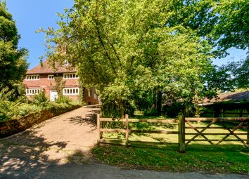 Thumbnail 4 bed detached house for sale in Bockhanger Lane, Ashford, Kent