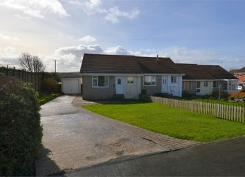 Thumbnail 2 bed terraced bungalow for sale in Pentire Green, Crantock, Newquay