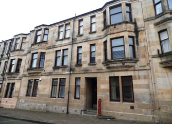 Thumbnail 1 bed flat for sale in Stock Street, Paisley, Renfrewshire