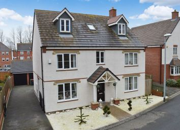Thumbnail 5 bedroom detached house for sale in The Dingle, Doseley, Telford, Shropshire.