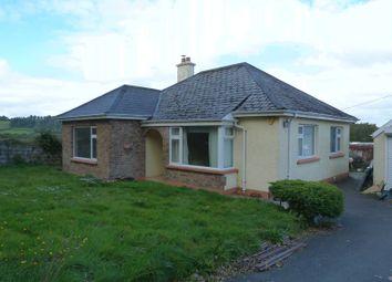 Thumbnail Detached bungalow for sale in Upton Cross, Liskeard