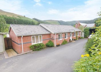 Thumbnail 3 bed detached bungalow for sale in Abbeycwmhir, Llandrindod Wells, Powys