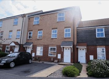Thumbnail 4 bed terraced house to rent in East Shore Way, Portsmouth