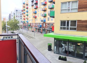 Thumbnail 1 bed flat to rent in Newton Lodge, West Parkside, North Greenwich