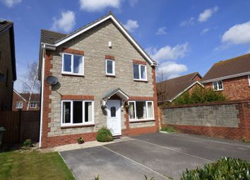 Thumbnail 4 bed detached house for sale in Aconite Close, Wick St. Lawrence, Weston-Super-Mare