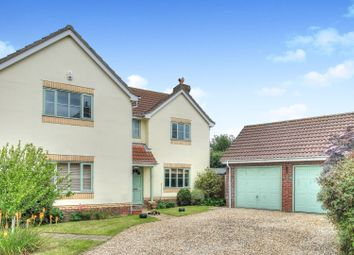 Thumbnail 5 bedroom detached house for sale in Garden Close, Melton Constable