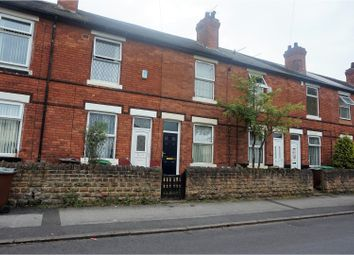 Thumbnail 2 bedroom terraced house for sale in Bobbers Mill Road, Nottingham
