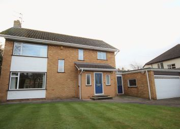 Thumbnail 4 bed detached house for sale in Belmont Road, West Kirby, Wirral