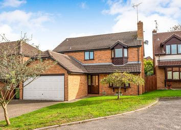 Thumbnail 4 bed detached house for sale in Mallow Close, Eccleshall, Stafford