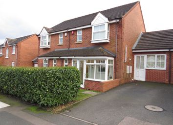 Thumbnail 3 bed semi-detached house for sale in Arthur Harris Close, Smethwick