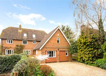 Elm Close, Pitton, Salisbury, Wiltshire SP5. 6 bed detached house for sale