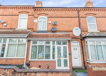 Thumbnail 4 bedroom terraced house for sale in Albert Road, Stechford, Birmingham