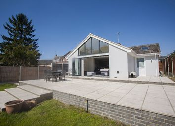 Thumbnail 1 bed detached bungalow for sale in The Endway, Steeple Bumpstead