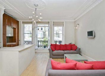 Thumbnail 1 bedroom flat to rent in Gwendwr Road, London