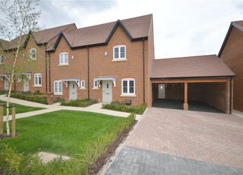 Thumbnail 2 bedroom end terrace house for sale in Meadowsweet Lane, Warfield, Bracknell