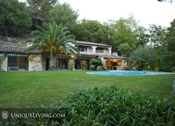 Thumbnail 3 bed villa for sale in Les Hauts De Saint Paul, St Paul De Vence, French Riviera