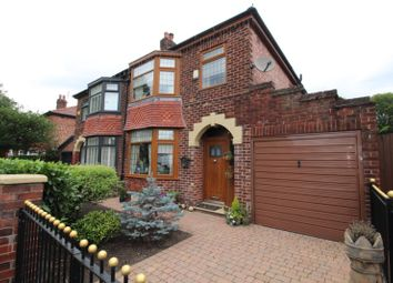 Thumbnail 3 bed semi-detached house for sale in Hyde Road, Manchester, Greater Manchester