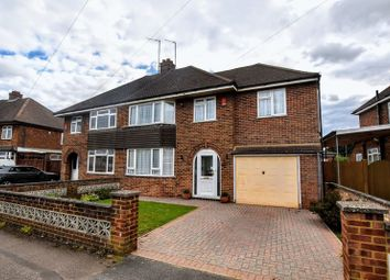 Thumbnail 4 bedroom semi-detached house for sale in Cottingham Grove, Bletchley, Milton Keynes