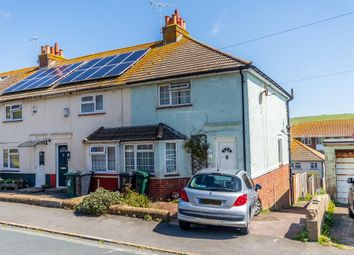 Thumbnail 2 bed end terrace house for sale in Park Crescent, Rottingdean, Brighton