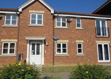 Thumbnail 1 bed flat for sale in Otterburn Crescent, Oakhill, Milton Keynes