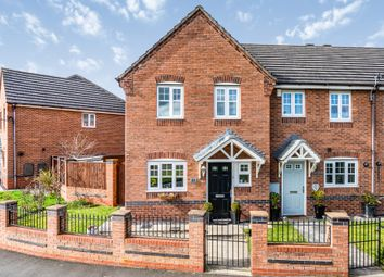3 bed terraced house for sale in Sunflower Drive, Warrington WA5
