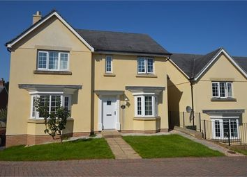 Thumbnail 4 bedroom detached house for sale in Westwood Cleave, East Ogwell, Newton Abbot, Devon.
