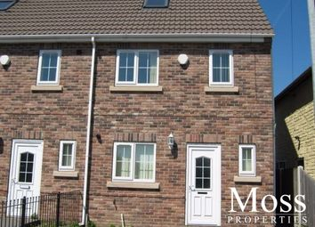 Thumbnail 3 bed town house to rent in Armthorpe, Doncaster, South Yorkshire
