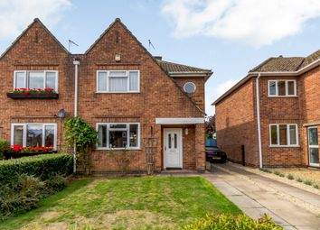 Thumbnail 3 bed semi-detached house for sale in Sutherland Way, Stamford, Lincolnshire